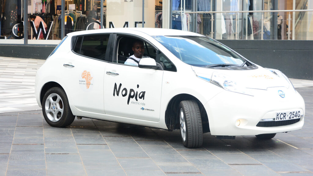 Nopia Electric Ride